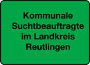 Logo Kommunale Suchtbeauftragte